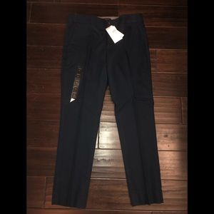 NWT Navy Cropped Banana Republic Pants